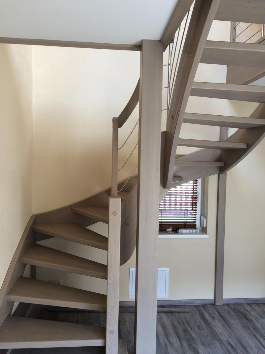 Welche Treppe Fr Kleines Strandhaus